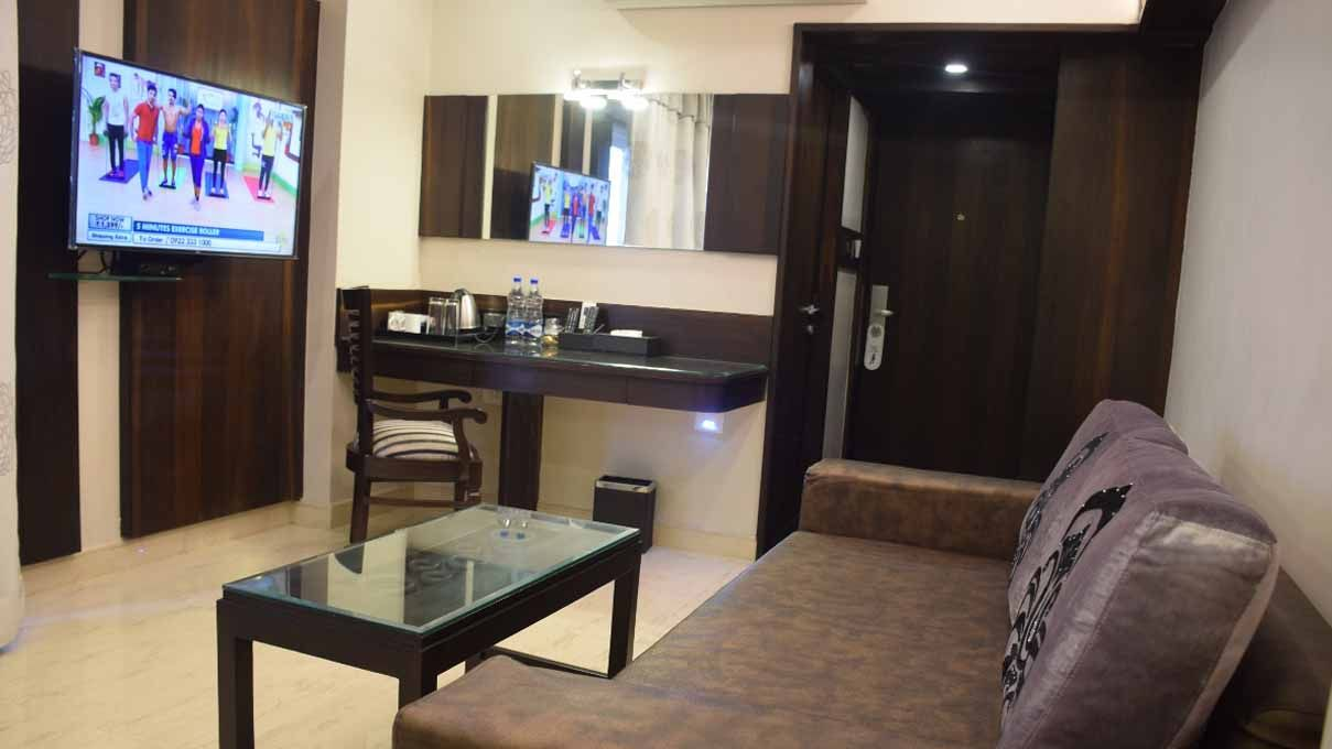 Accommodation in Puri